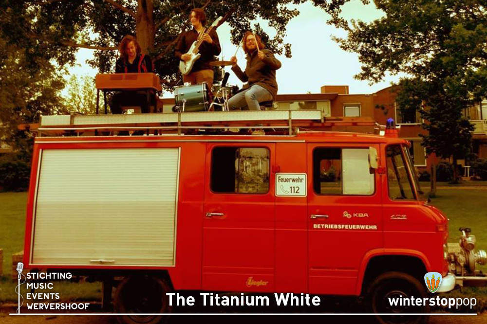 The Titanium White